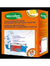 Микробек - таблетки 16 шт. по 20г