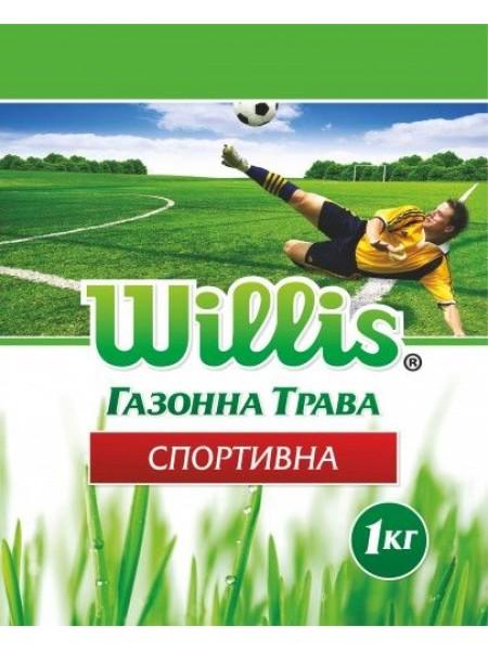 Спортивная - трава газонная, 10 кг, Willis