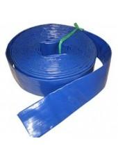 Гибкий шланг Layflat (ЛэйФлэт) SF-10 BLUE 5