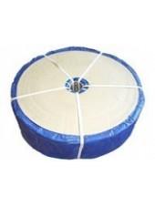 Гибкий ПВХ шланг EcoFlat (Еко Флет) 2,5' (63 мм), 4 Атм, 100 м/бухта