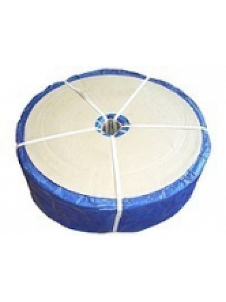 Гибкий ПВХ шланг EcoFlat (Еко Флет) 3,0' (75 мм), 4 Атм, 100 м/бухта
