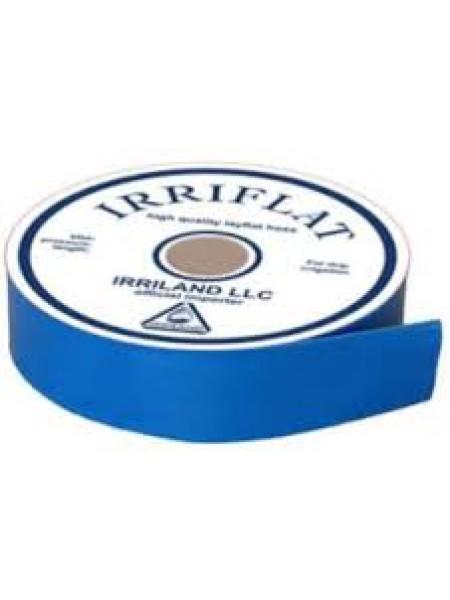 Гибкий ПВХ шланг IrriFlat (Ири Флет) 8,0' (200 мм), 3 Атм, 100 м/бухта