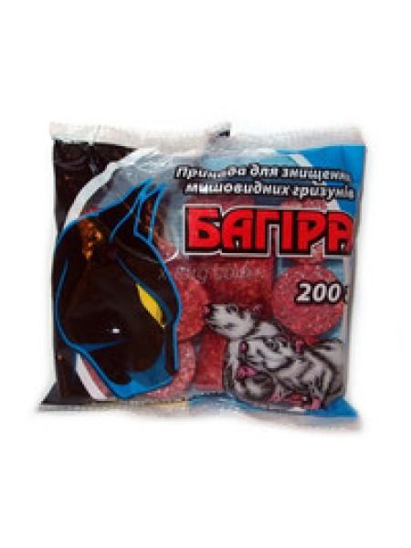 Багира - парафиновые брикеты (200 гр) Укравит