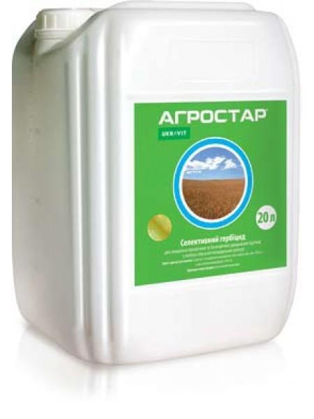 Агростар - гербицид, 20 л, Укравит Украина