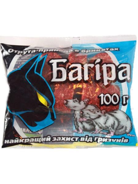 Багира - парафиновые брикеты (100 гр) Укравит