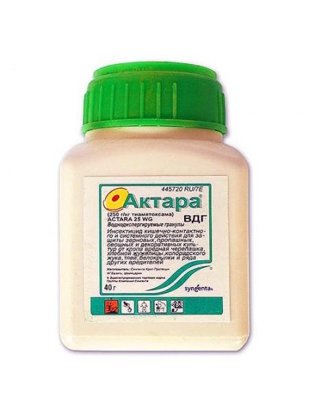 Актара - инсектицид, 0,04 кг, Syngenta
