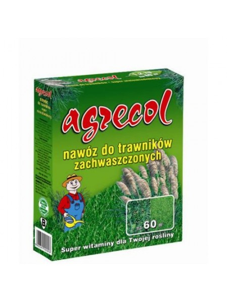 Агрекол, удобрение для газонов против сорняков, 5 кг