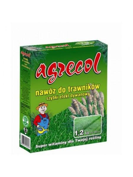 Агрекол, удобрение для газонов, быстрый ковровый эфект,10 кг