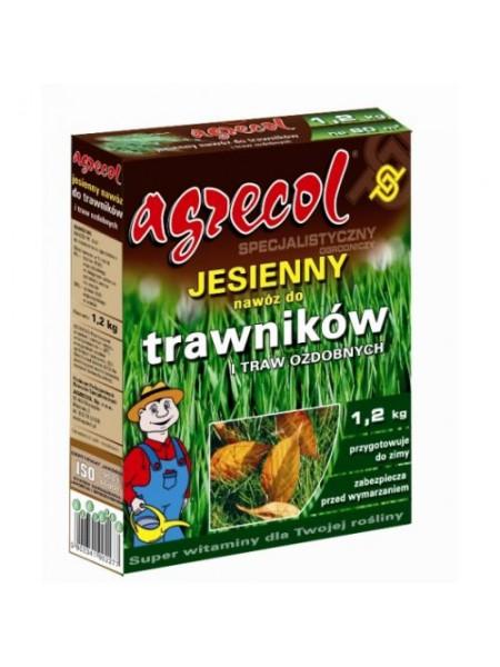 Агрекол, осеннее удобрение для газонов 5 кг