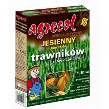 Агрекол, осеннее удобрение для газонов 1.2 кг