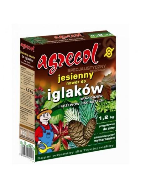 Агрекол, осеннее удобрение для хвойных 5 кг