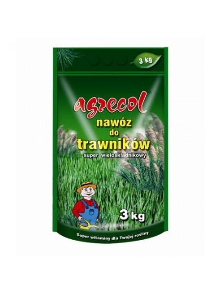Агрекол, Hortifoska удобрение для газонов, 3 кг
