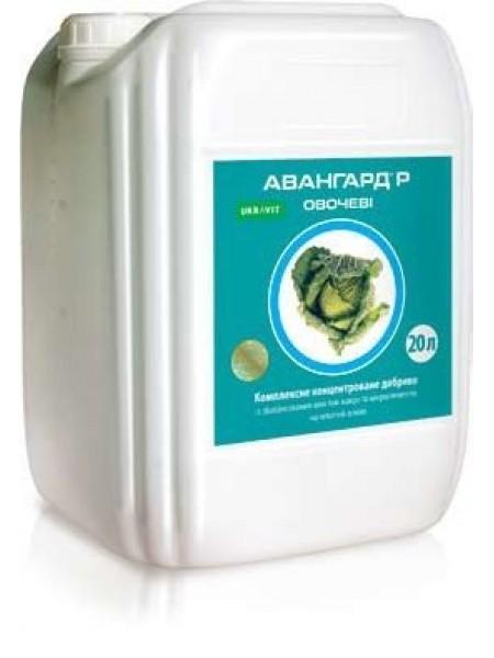 Авангард Р Овощные - удобрение, 5 л, Укравит Украина