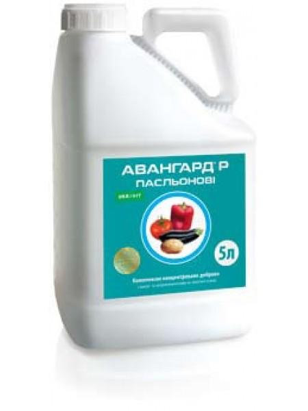 Авангард Р Пасленовые - удобрение, 5 л, Укравит Украина