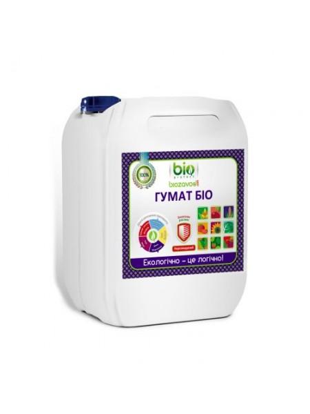 Гумат Био - удобрение, 10 л, Bio Protect (Био Протект) Украина