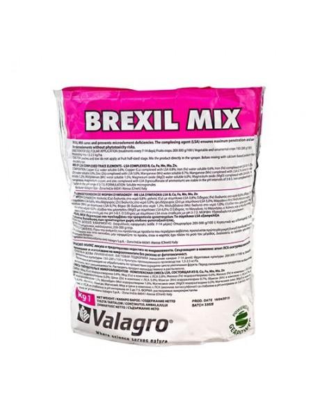 Брексил Микс - водорастворимый комплекс микроэлементов, 1 кг, Valagro Италия
